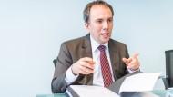 """""""Die Arbeitswelt ist längst permanent im digitalen Wandel"""": Frank Martin, Chef der Regionaldirektion Hessen der Arbeitsagentur"""