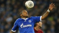 """Kommt zurück in die Fußball-Bundesliga, aber nicht in Blau: Laut dem Internetportal """"Libero"""" spielt Jefferson Farfan in der nächsten Saison für Eintracht Frankfurt."""