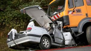Mutmaßlicher Unfallverursacher festgenommen