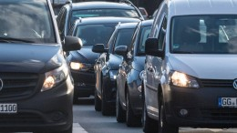 Autofahrer verlieren in Frankfurt viel Geld im Stau