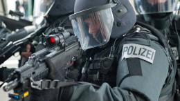 Polizeigewerkschaft fordert Transparenz im SEK-Skandal