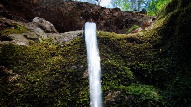 Weicher als Leitungswasser