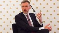 Überzeugungstäter: Andreas Hackethal sieht Banken im Umbruch.