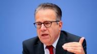 Hohe Rendite bei der Hertie-Stiftung: Vorstandschef Frank-Jürgen Weise