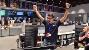 Märchenhaftes Jahr für Europas Raumfahrt
