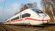 Hält bald auch in Gießen und Marburg: ICE-Zug