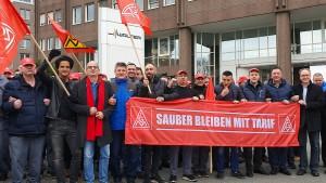 Proteste bei der Walter AG