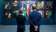 Retrospektive: Das Frankfurter Städel zeigt von nächster Woche rund 140 Arbeiten des Expressionisten Emil Nolde