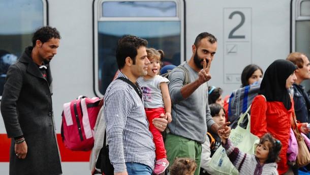 Flüchtlinge werden erwartet