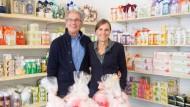 Familienbande: Unternehmer Wolfgang Kappus und Tochter Patricia Kappus-Becker führen gemeinsam Kappus Seife