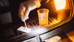 Betrunken falsches Auto demoliert: Strafanzeige