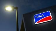 Auch eine führende Position auf dem Weltmarkt schützt nicht vor Verlusten: Solarzulieferer SMA