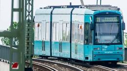 Straßenbahn statt Bus