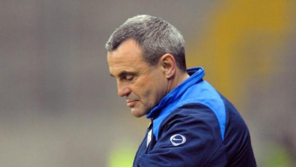 Wehen Wiesbaden wirft Trainer und Manager raus