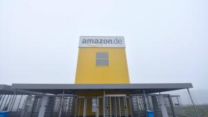 Abermals Streiks bei Amazon