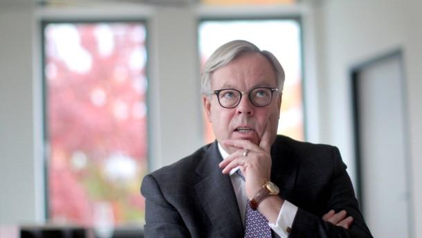 EBS-Präsident Wolff tritt zurück