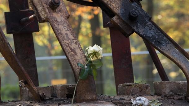 Keinen Brandbeschleuniger im Goetheturm gefunden