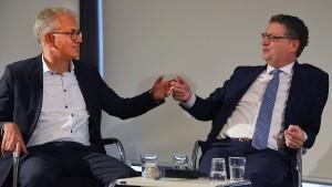 SPD, Grüne und FDP sprechen über mögliche Ampel-Koalition