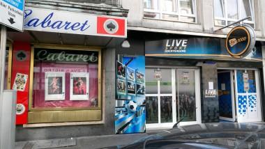 Dass sich Sportwetten immer noch zumindest in einer Grauzone bewegen, dafür bekommt man im Frankfurter Bahnhofsviertel am ehesten ein Gefühl.