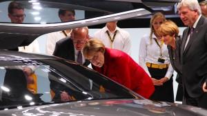 Bouffier: Rüsselsheim und Opel haben eine Zukunft