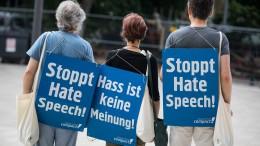 Tausende Verfahren gegen den Hass