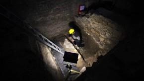 Ausgrabungen in Mainz