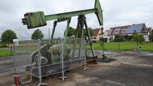 Wintershall plant neue Erdölbohrung bei Augsburg