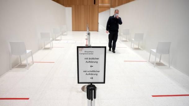 Nächtliches Ausgangsverbot in Hessen rückt näher