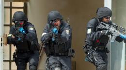 Wenn sich Polizisten schützen müssen