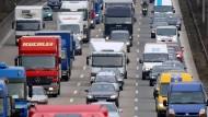 84 Autobahn-Baustellen für Ferienzeit geplant