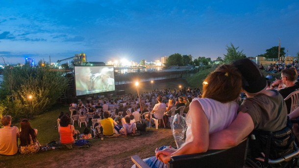 Open-air-kinos In Rhein-main Open Air Kino Garten Selber Machen