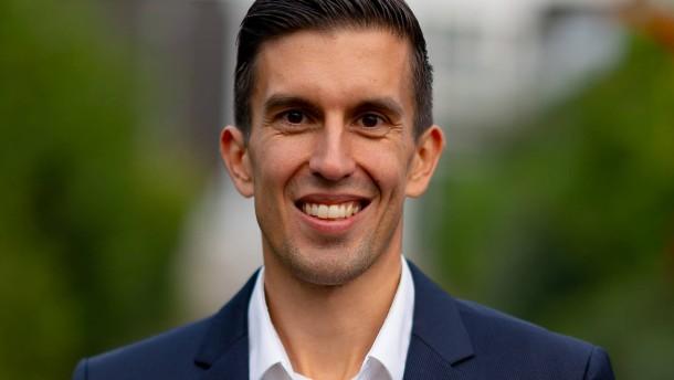Manuel Friedrich neuer Bürgermeister von Obertshausen