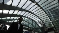 Vorbild: Die hellen Hallen einer U-Bahn-Station im Londoner Stadtteil Canary Wharf