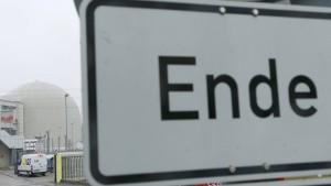 Abbau-Genehmigung für Atomkraftwerk Biblis erteilt