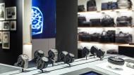 Liebe zu Sportwagen: Das zeigt Porsche Design auch bei den Uhren.