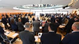 Landtagsausschuss wird Mord an Lübcke untersuchen