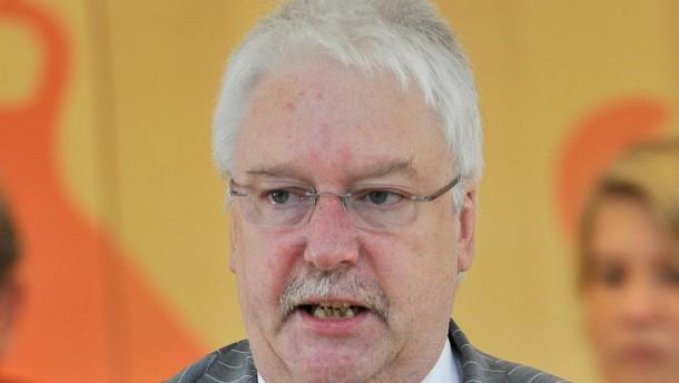 Landtag Wiesbaden - Jörg Uwe Hahn