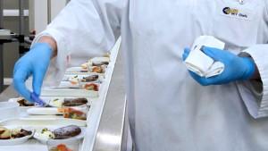 Lufthansa-Köchen droht Logistiktarif