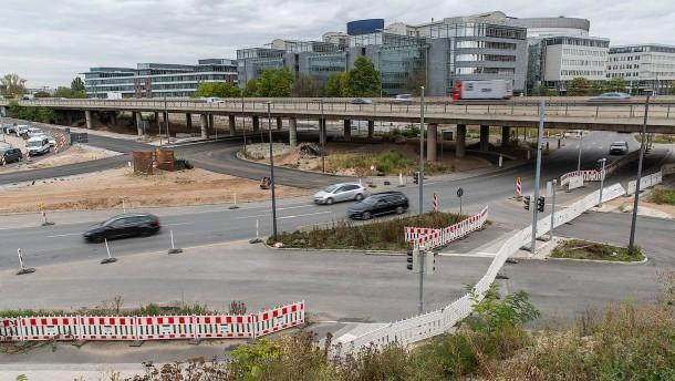 Multifunktionsarena in Frankfurt gescheitert