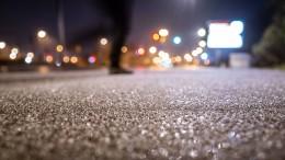 Nachtfrost und Straßenglätte möglich