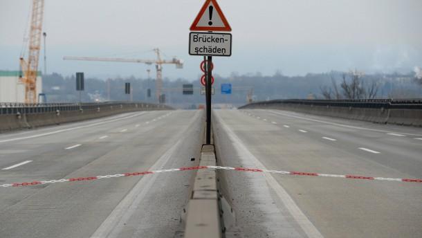 "Warnung vor ""Verkehrsinfarkt""  rund um Mainz"