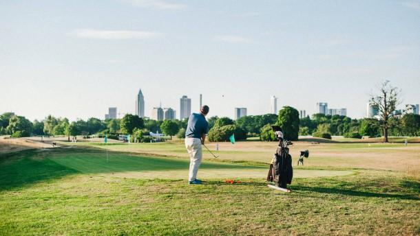 Stadt einigt sich mit Golfklub über Räumung