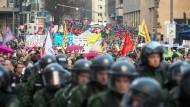 Hessischer Landtag will Blockupy aufarbeiten