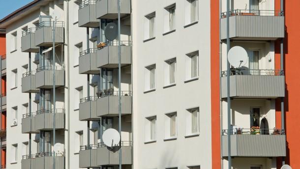 Wohnungsnot in Darmstadt wächst