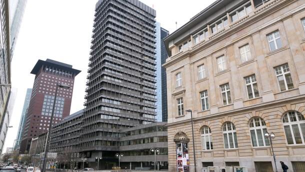 Deutsche-Bank-Händler ziehen um