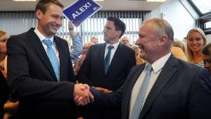CDU-Mann Hetjes löst Grünen-Oberbürgermeister ab