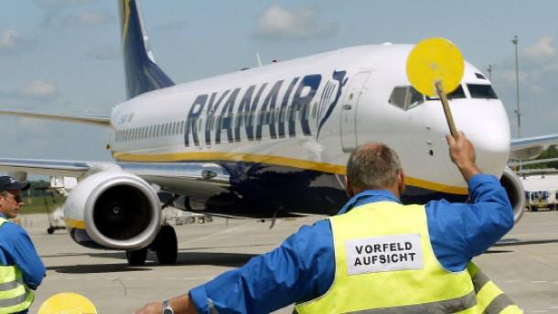 Ryanair streicht 30 Prozent der Flüge