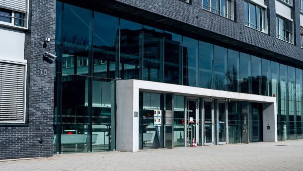 Frankfurter Polizei schließt Reviere