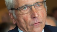 Muss gar nicht trüb dreinblicken: Kassel verlässt unter Oberbürgermeister Bertram Hilgen (SPD) wieder den kommunalen Schutzschirm