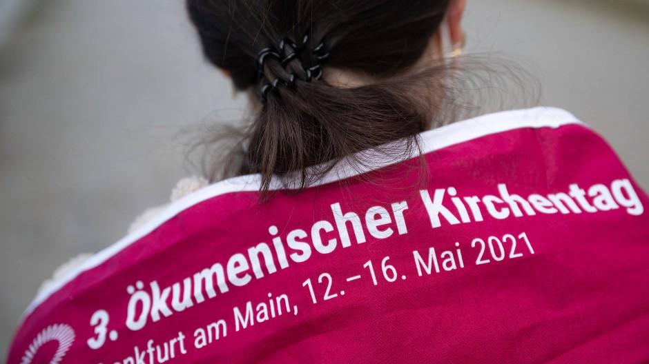 Findet in diesem Jahr vor allem digital statt: der 3. Ökumenische Kirchentag